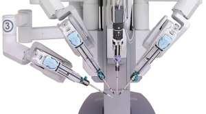 Da Vinci surgical robot