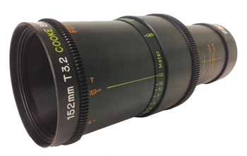 Cooke Speed Panchro 152mm