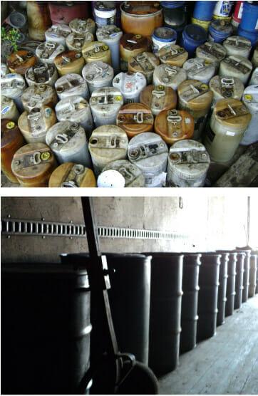 Waste Management, Hazardous Waste, Drum Disposal by Eastern Environmental Solutions