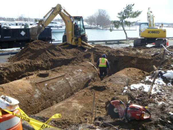 Storage Tank Demolition : Oil tank service company long island removals