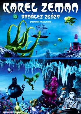 Vynález zkázy (The Fabulous World of Jules Verne)