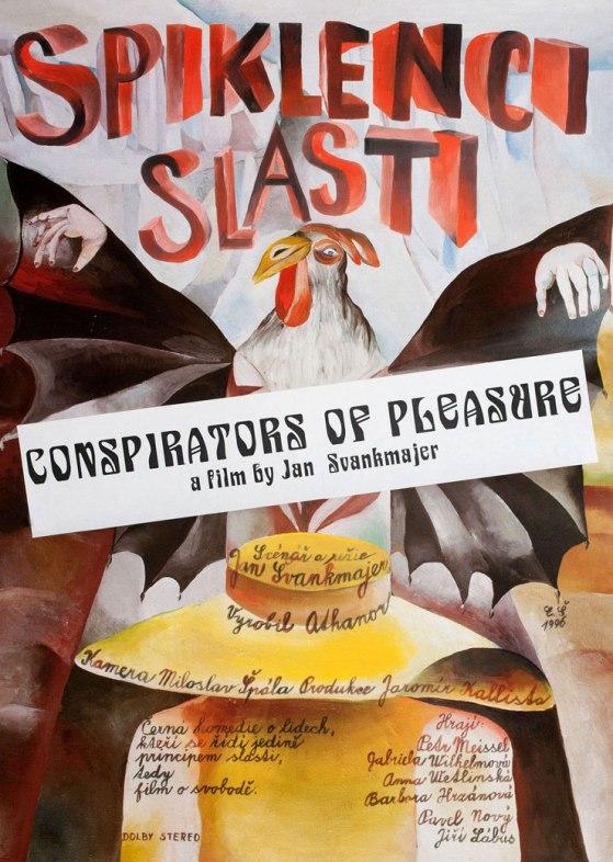 Conspirators of Pleasure with english subtitles
