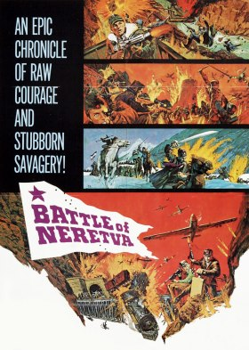 Bitka na Neretvi (Battle of Neretva)