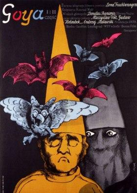 Goya – oder Der arge Weg der Erkenntnis (Goya: Or the Hard Way to Enlightenment)