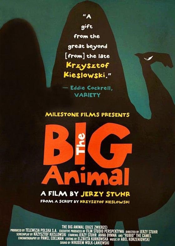 The Big Animal with english subtitles