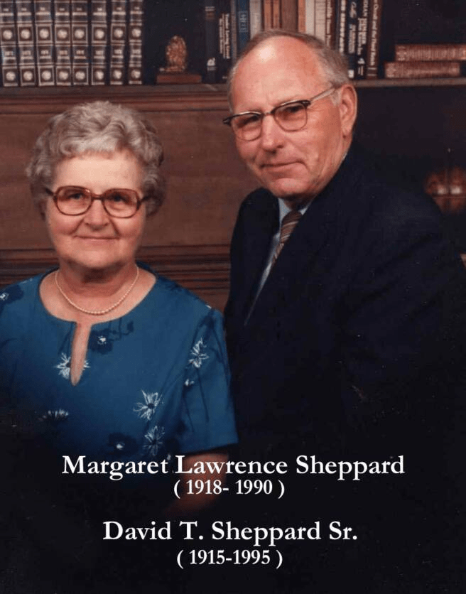 Margaret Lawrence Sheppard