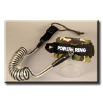 Surf More XM Power Ring Coil Bicep Leash - Eastern Lines Surf Shop