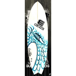 Erie Peeples Round Nose Fish - Eastern Lines Surf Shop