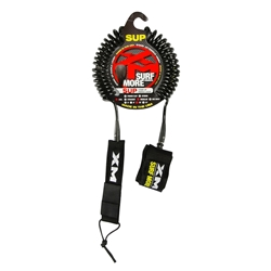 Surf More XM 10' SUP Coil Leash-4433
