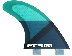 FCS PC-5 Thruster Set