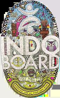 Indo Board Doodles