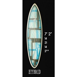 Ricky Carroll Hybrid