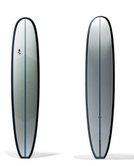 Black Rose Deviated Septum Longboard