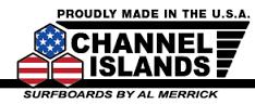 Channel Islands Rocket Peregrine