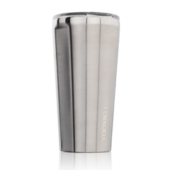 Corcicle Tumbler Brushed Steel