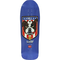 Powell Peralta Hill Bulldog 10x31.5 purple-250