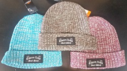 Eastern Lines Heather Beanies