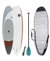 Tom Carroll Long Grain SUP Bundle