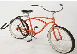 Moved Shortboard Bike Rack