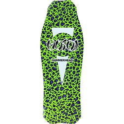 Hosoi OG Hammerhead 10.5x31 Leopard-Lime