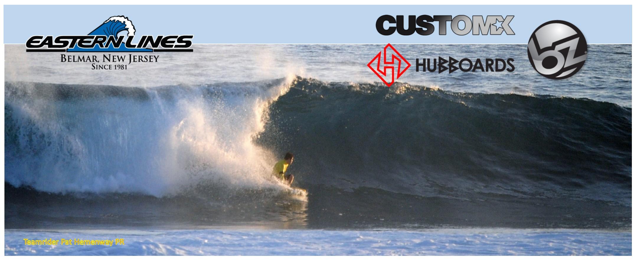 Eastern Lines Surf Shop - Surf Shop, Surfboards