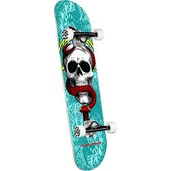 PP Skull & Snake Turq 7.75x31.08-250