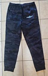 EL Camo Sweatpants-250