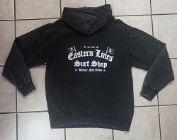 EL White Pirate Blk Hoody-250