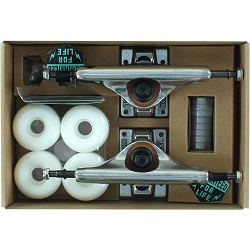 Industrial Silver Truck Wht Combo-250