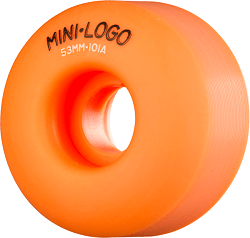 Mini Logo C Cut 53mm 101A Org-250