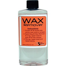 Dingall Wax Remover 4oz-250