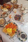 Irish breakfasts are amazing.