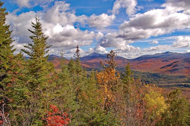 Adirondack Guided Hiking - fall foliage tours with Eastern Outdoor Experiences