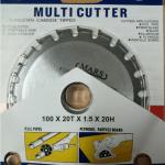 Saw blade multi cutter