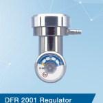 Regulator for Calibration Gas Cylinder