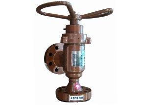 P25E Choke valve