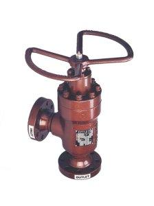 P3E Choke valve
