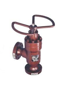 P5E Choke valve