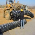 Sử dụng Sodium bentonite, bột sét bentonite  trong công nghệ xử lý hồ chứa rác thải