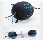 Modular inflatable purge bladders I – purge X