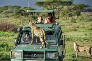 Nairobi Masai Mara air safari for best wildlife views