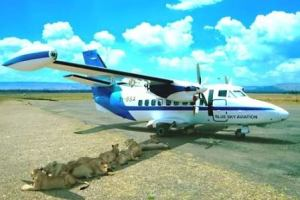 3 Days Mombasa Masai Mara Flight Safari departs daily