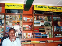 Contact us-Eastern vacations page