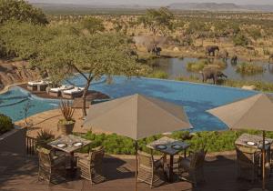 4 Days Masai Mara Lake Nakuru safari best lodges