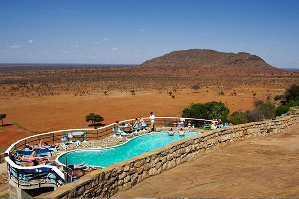 Exploration to tsavo east west Safari Tours