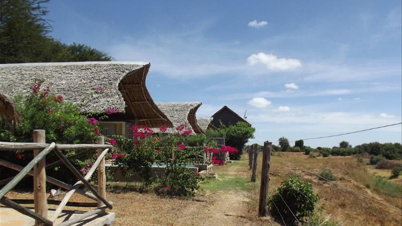 Manyatta Camp Tsavo