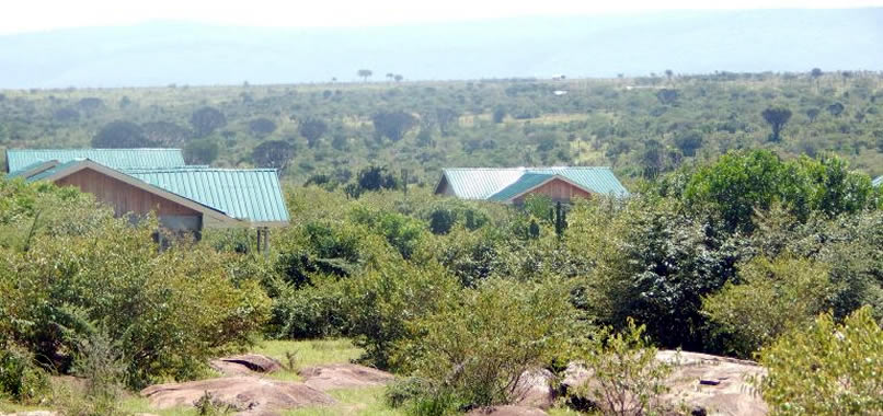 Mara Ardvark Lodge