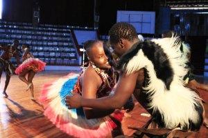 Nairobi city tour day excursion cultural dance at Bomas