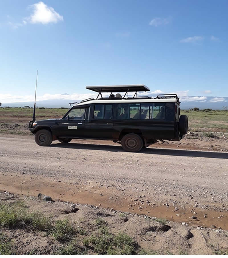 Adventure safari Tour in Kenya 11 days