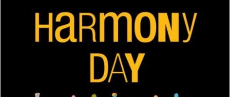 Celebrating Harmony Day in Sydney – Tuesday 3rd April, 2018